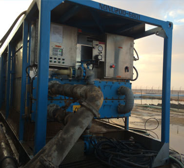 The DCS Mud Coolers have delivered an average of 16°C temperature reduction on PDO wells