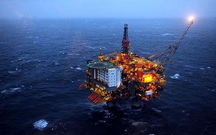 Butch Oil Field Rig